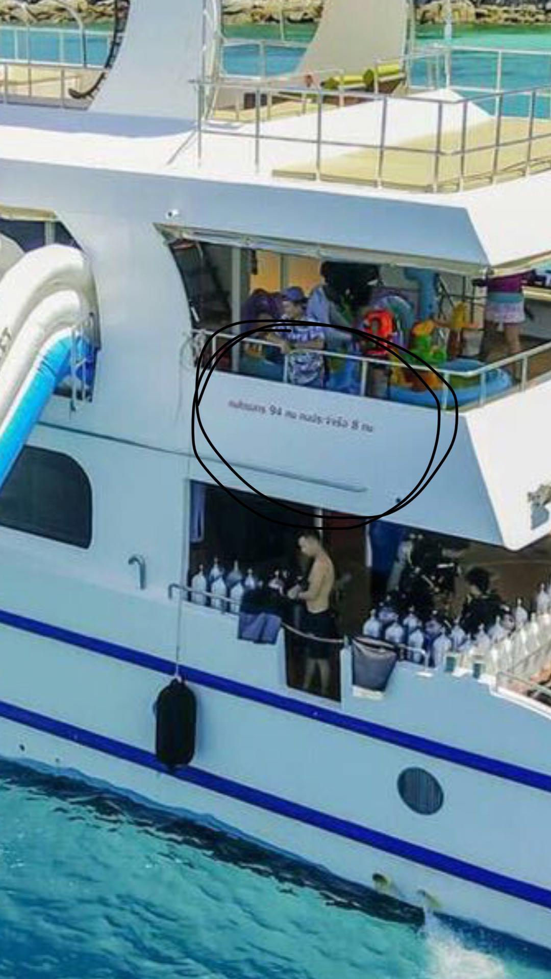 """最新消息,泰国普吉沉船事故中的涉事船只""""凤凰号""""涉嫌超载,该艘船"""