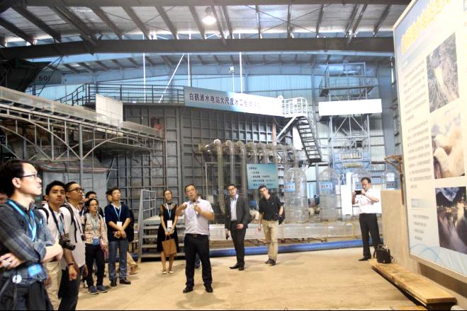 南京水利科学研究院铁心桥试验研究基地