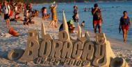 菲律宾长滩岛首日试运营 十日后对境内外旅客开放