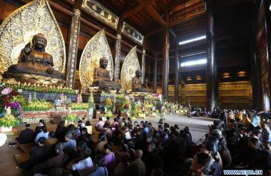 UN Day of Vesak opens in Vietnam