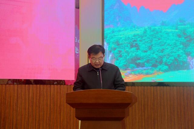 4、(广西壮族自治区文化和旅游厅厅长甘霖出席并主持大会 图源:东博社).jpg