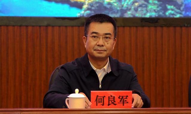 5、(崇左市委副书记、市长何良军出席大会并发言 图源:东博社).jpg
