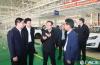 陈武在贵港调研指导复工复产工作和重大产业项目建设