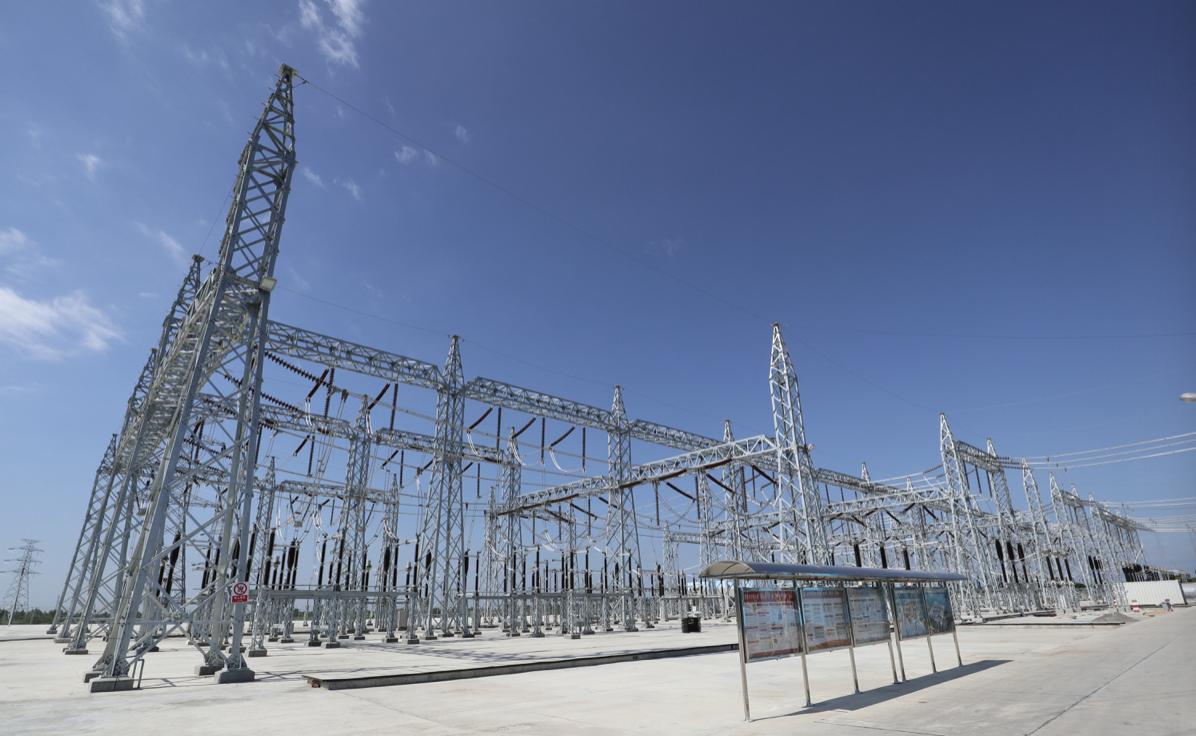 国家电网有限公司缅甸58T项目