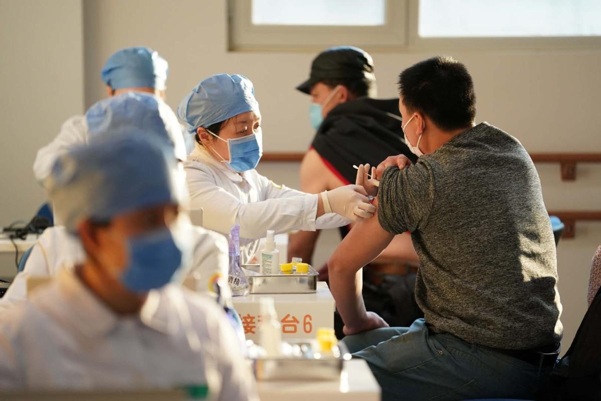 中国已累计开展新冠疫苗接种900多万剂次02