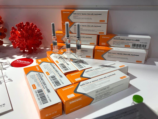 科兴生产的克尔来福新冠疫苗01