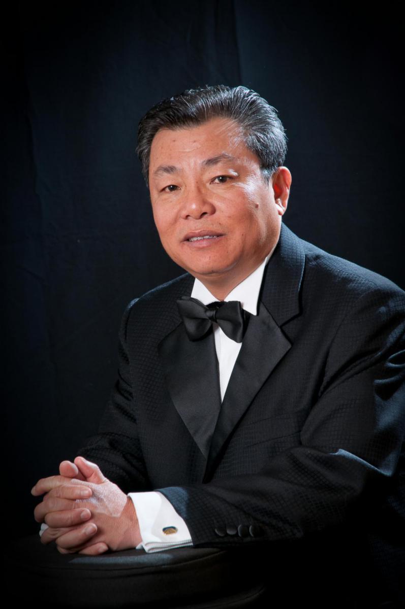 马来西亚—中国商务理事会董事局董事、广西中马钦州产业园区开发有限公司副董事长拿督马汉坤