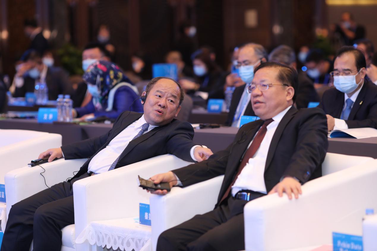说明: 中国—东盟产能与投资合作论坛现场 (2)