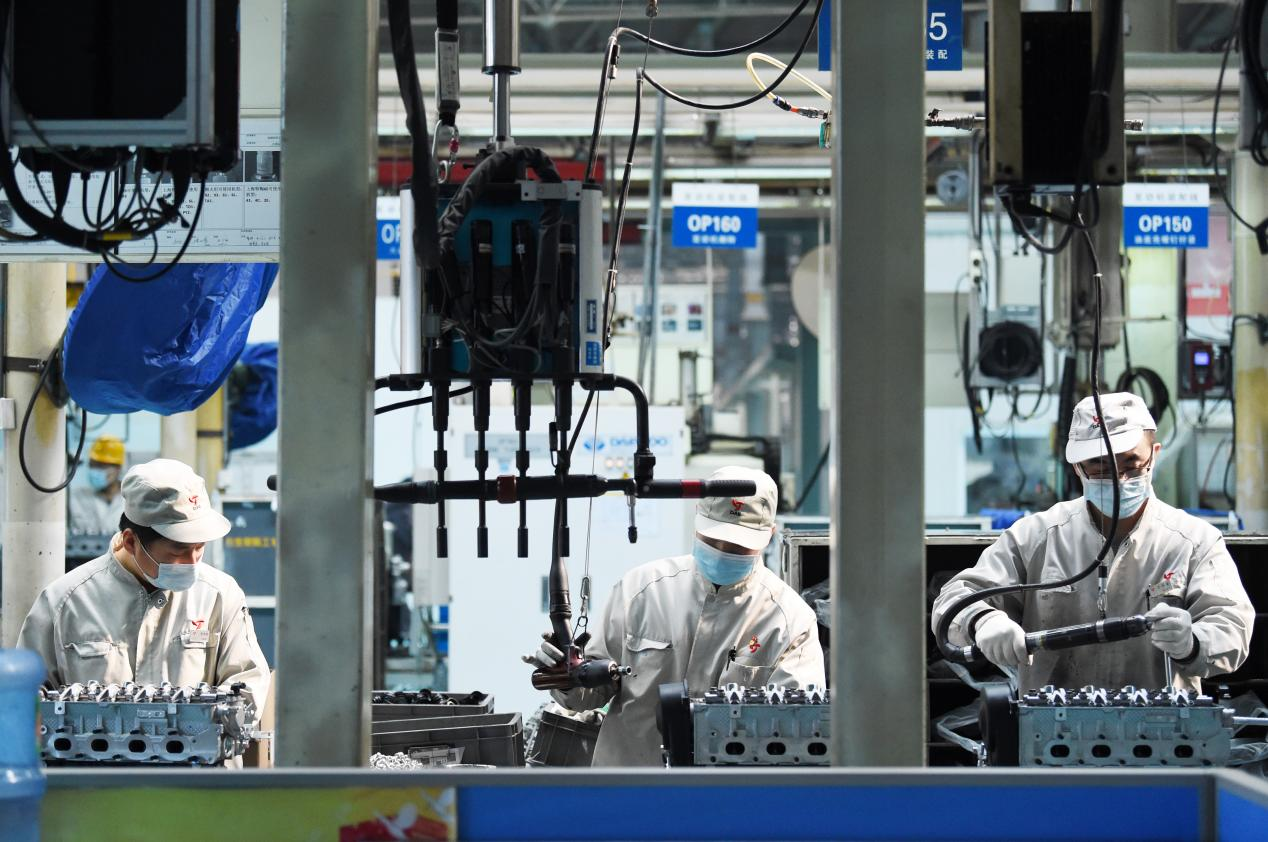 """说明: """"十四五""""中国将更注重基础技术研发02"""