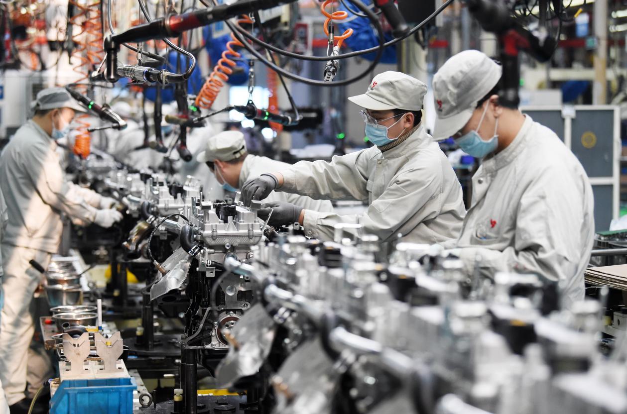 """说明: """"十四五""""中国将加大对科技创新的投入"""