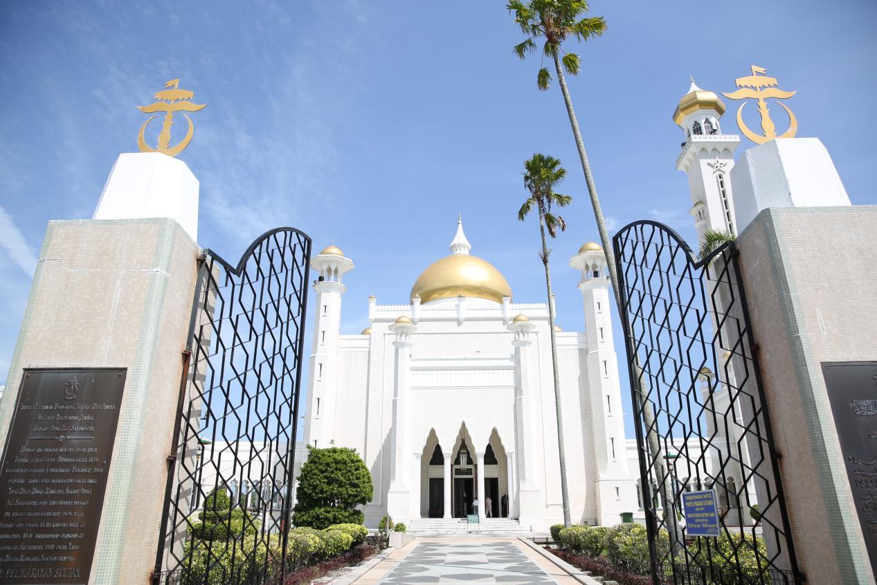 宗教文化旅游是文莱的常规旅游项目02(黎敏摄)